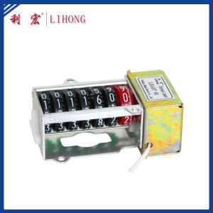 7 Digits Aluminium Frame Power Meter Counter for Both Single and Three Phase Energy Meter (LHAD7-03)