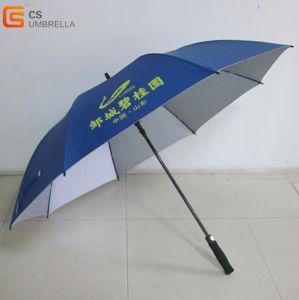 Outdoor Straihuht/Golf Advertising /Gift Auto Open Sun /Rain Umbrella (YS-S024) pictures & photos