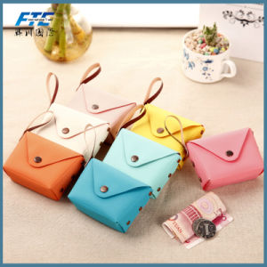 Cute Mini Women Girls Handhold Coin Wallets Handbag pictures & photos