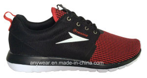 Women Gym Sports Running Comfort Walking Shoes (PW016050) pictures & photos