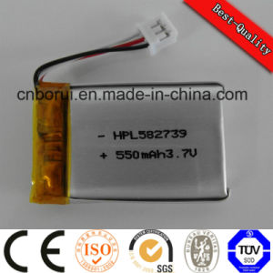 Lithium Polymer Battery 401230 100mAh 3.7V pictures & photos