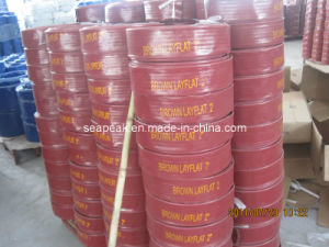 New Type High Pressure PVC Layflat Hose for Mining pictures & photos