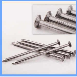 Q235 Flat Head Wood Iron Nail with High Quality pictures & photos