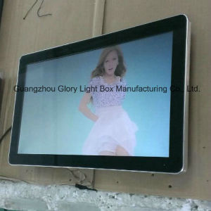 55 Inch Full HD Wall Mounted Kiosk LCD Advertising Player pictures & photos