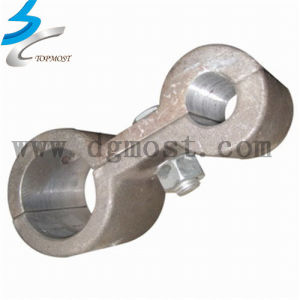Precision Stainless Steel Tube Pipe Clamps pictures & photos