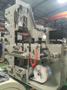 Multi-Color Flexo Printing Machine (AC-320B) pictures & photos