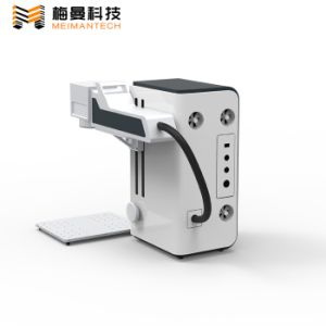 Lowest Price of Metal Fiber Laser Marking Machine (FM-C 20W) pictures & photos