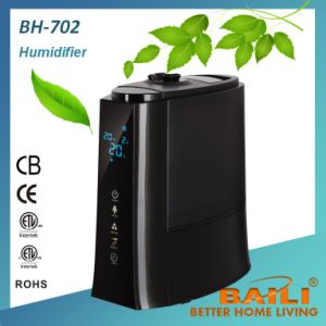 High Quality Aroma Diffuser Cool Mist Humidifier Wih Touch Panel pictures & photos