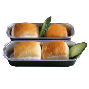Aluminium Disposable Trays for Food Packaging pictures & photos