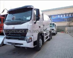 HOWO A7 Zz1257n3847n1 Concrete Mixer Truck pictures & photos