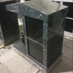 Blue Pearl Granite Cremation Niches Columbarium pictures & photos