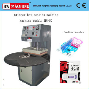 Heat Sealing Machine for Blister Packing