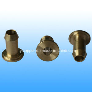 Single Barb Hose Connector for Brass Hose Connector pictures & photos