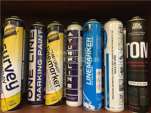 Marking Paint Aerosol Can pictures & photos