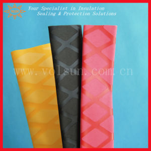 Nonsliptextured Heat Shrink Tubing for Grip Heat Shrink Tubing pictures & photos