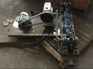Dog Caterpillar Roller Chain for I Beam Conveyor Machine pictures & photos