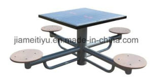 Nscc Outdoor Fitness Equipment WPC Chess Table pictures & photos