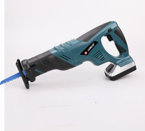 Cordless Reciprocating Saw with Li-ion Battery pictures & photos