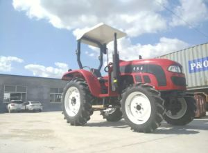 30-60 HP 4WD Luzhong Brand Farm Tractor with Ce and EPA pictures & photos
