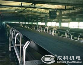 Power Plant Material Handling Belt Conveyor pictures & photos
