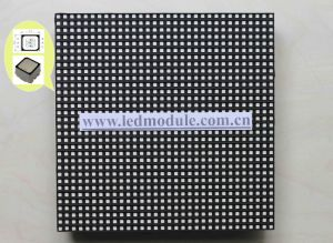 RGB P6 Full Color LED Module (288mm*288mm) pictures & photos
