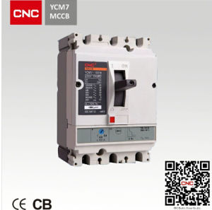 Ycm7 3 Phase Moulded Case Circuit Breaker pictures & photos