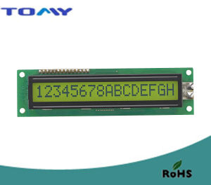 16X1 Stn Character LCD Module pictures & photos