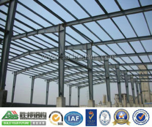 Professional Designed Prefab Steel Warehouse Building Shed pictures & photos