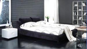 Modren Stylish Soft Bed, Bedroom Furniture (2001) pictures & photos