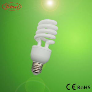 15-18W Half Spiral Energy Saving Lamp, Light (10mm) pictures & photos