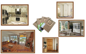 Hidensity Fiberboard for Laminated Flooring pictures & photos