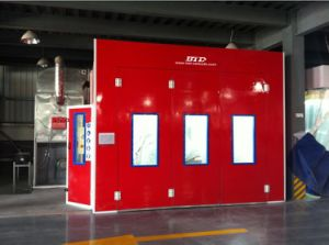 Furniture Spraying Equipment Paint Spray Booth pictures & photos