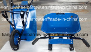 New Model Wb6400 for Wheelbarrow (WB6400-A) pictures & photos