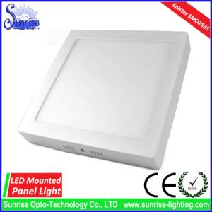 AC85-265V 3W/6W/12W/18W/24W Mounted Square LED Panel Light