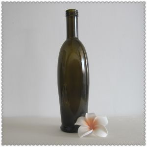 Fancy Olive Oil Glass Bottle pictures & photos
