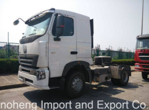 (CNHTC) Sinotruk 371HP HOWO Tractor Heavy Truck 4X2 / 6X4 pictures & photos