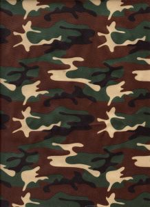 Neoprene Bonding with Camouflage Fabric pictures & photos