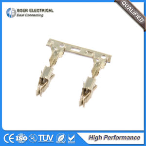 Copper Wire Connector Contacts Female Crimp Terminal 927770-1 pictures & photos