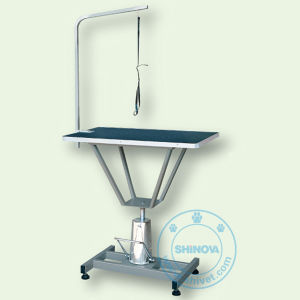Hydraulic Lifting Beauty Table (BT-H703) pictures & photos