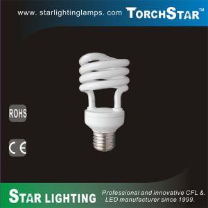Ultra Long Lifetime 990lm 15W E27 Compact Flourescent Lamp pictures & photos