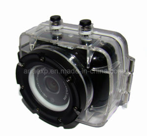 Full HD1080p Waterproof Sport Wearable Camcorder/Action Camera (200B)