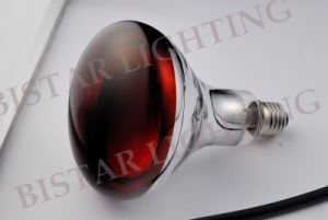 Infrared Heating Lamp Red R125 175W pictures & photos