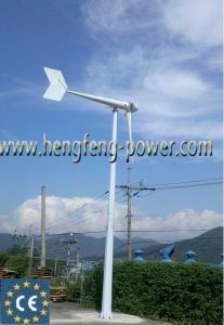 Horizontal Axis Wind Power Generator CE for Villa 3000W