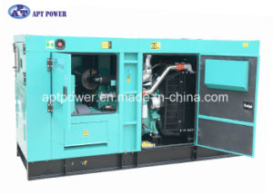 250kw Volvo Silent Diesel Generator with Weatherproof pictures & photos
