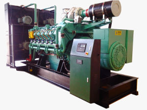 720kw 900kVA Biogas Electric Power Generator Set pictures & photos