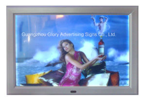 Hight Brightness LED Magic Mirror Light Box pictures & photos