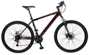 Alloy Mountain Bike with Shimano Derailleur and Shifter