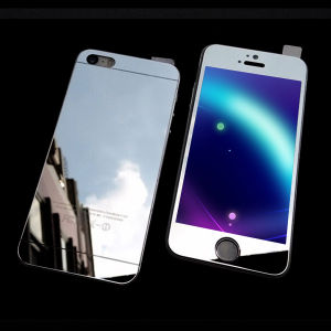 Mirror Eeffect Front Ssreen&Back Tempered Glass Screen Protector pictures & photos