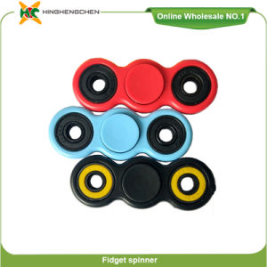 High Quality Spinner Fidget Toys Rainbow Spinner for Adults pictures & photos