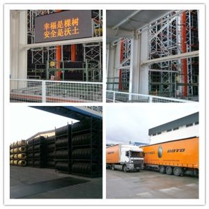 10.00r20 Bis Approved Tyre, 10r20 Boto Radial Truck Bus Tyre pictures & photos